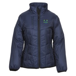 View a larger, more detailed picture of the Devon & Jones Insulated Jacket - Ladies