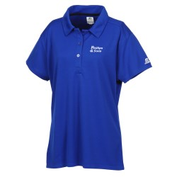View a larger, more detailed picture of the Russell Athletic Team Essential Polo - Ladies