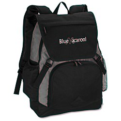 View a larger, more detailed picture of the Pike Laptop Backpack