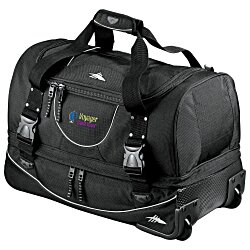View a larger, more detailed picture of the High Sierra 22 Rolling Duffel - Embroidered