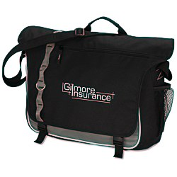 View a larger, more detailed picture of the Edge Horizontal Laptop Messenger