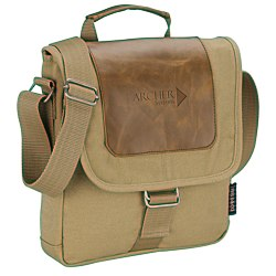 View a larger, more detailed picture of the Field & Co Cambridge Collection iPad Messenger