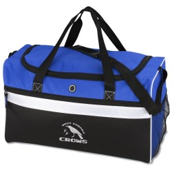 View a larger, more detailed picture of the Big Stripe Duffel
