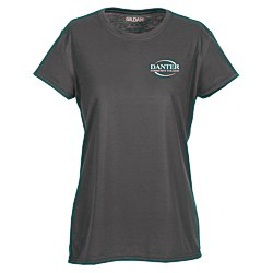 View a larger, more detailed picture of the Gildan Performance Tee - Ladies
