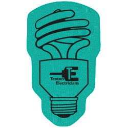 View a larger, more detailed picture of the Cushioned Jar Opener - Energy Light Bulb