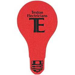 View a larger, more detailed picture of the Cushioned Jar Opener - Light Bulb