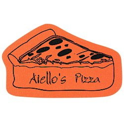 View a larger, more detailed picture of the Cushioned Jar Opener - Pizza Slice