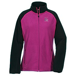 View a larger, more detailed picture of the Colorado Clothing Microfleece Jacket - Ladies 