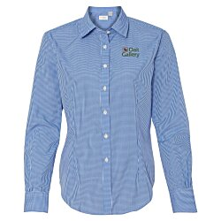 View a larger, more detailed picture of the Van Heusen Gingham Check Shirt - Ladies