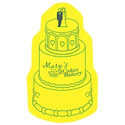 View a larger, more detailed picture of the Cushioned Jar Opener - Wedding Cake