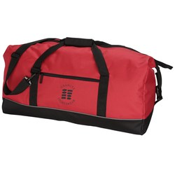 View a larger, more detailed picture of the Roll Top Clip Jumbo Duffel