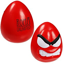 View a larger, more detailed picture of the Angry Mood Maniac Stress Wobbler - 24 hr
