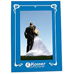 View a larger, more detailed picture of the Laminated Photo Frame - 6 x 4 - Colors