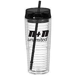 View a larger, more detailed picture of the Swirl Tumbler - 20 oz