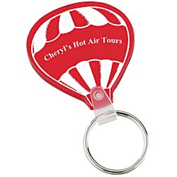 View a larger, more detailed picture of the Air Balloon Soft Key Tag