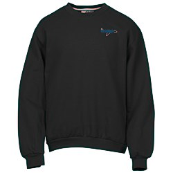 View a larger, more detailed picture of the Anvil Fashion Crew Sweatshirt - Men s - Embroidery