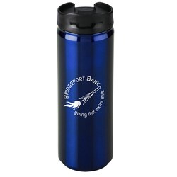 View a larger, more detailed picture of the Vacuum Can Travel Tumbler - 16 oz - 24 hr