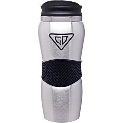 View a larger, more detailed picture of the Maui Gripper Travel Tumbler - 14 oz - 24 hr