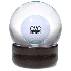 View a larger, more detailed picture of the Golf Globe Game