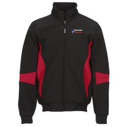 View a larger, more detailed picture of the Stadium Soft Shell Jacket