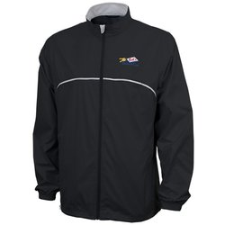 View a larger, more detailed picture of the Racer Packable Jacket