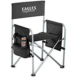 View a larger, more detailed picture of the Game Day Director s Chair - 24 hr