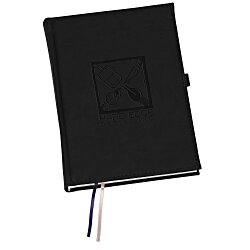 View a larger, more detailed picture of the Pedova Bound Journal Book - 24 hr