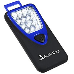 View a larger, more detailed picture of the Rubberized LED Work Light