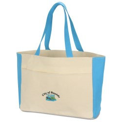 View a larger, more detailed picture of the Bella Beach Bag - Closeout