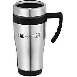 View a larger, more detailed picture of the Seaside Travel Mug - 15 oz