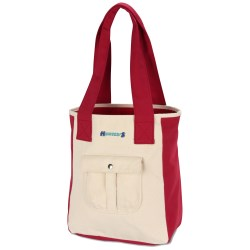 View a larger, more detailed picture of the Bella Tote Bag - Closeout