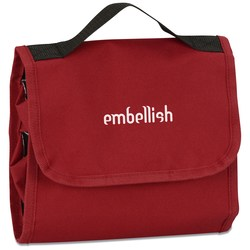 View a larger, more detailed picture of the Wrap-Up Toiletry Bag - 24 hr