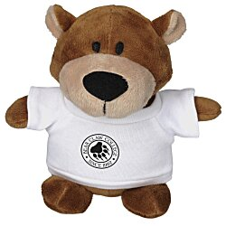 View a larger, more detailed picture of the Bean Bag Buddy - Brown Bear