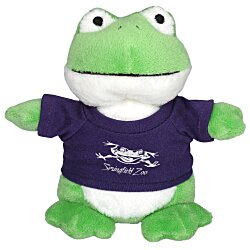 View a larger, more detailed picture of the Bean Bag Buddy - Frog
