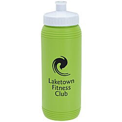 View a larger, more detailed picture of the Pint Size Sport Bottle - 16 oz