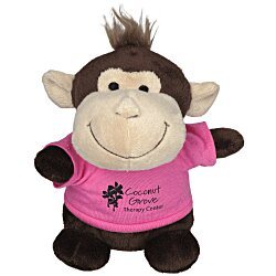 View a larger, more detailed picture of the Bean Bag Buddy - Monkey