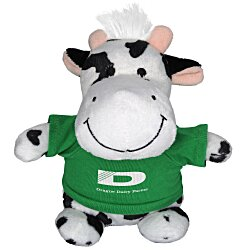 View a larger, more detailed picture of the Bean Bag Buddy - Cow