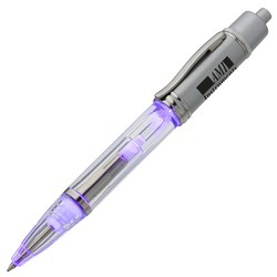 View a larger, more detailed picture of the Light Pen w Silver Cap