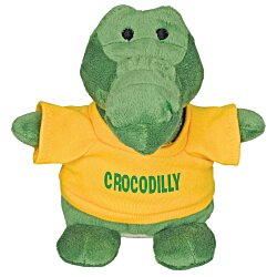 View a larger, more detailed picture of the Bean Bag Buddy - Alligator