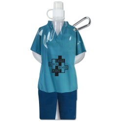 View a larger, more detailed picture of the Scrubs Flexi-Bottle - 25 oz