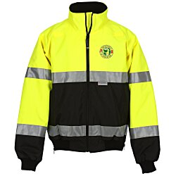 View a larger, more detailed picture of the Signal High Vis Jacket