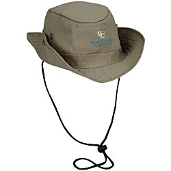 View a larger, more detailed picture of the Outback Hat - Embroidered