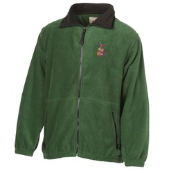 View a larger, more detailed picture of the Heavy Plush Microfleece Jacket - Men s