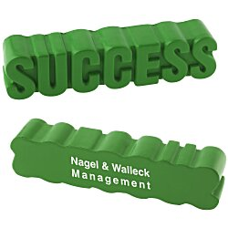 View a larger, more detailed picture of the Success Word Stress Reliever - 24 hr
