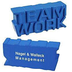 View a larger, more detailed picture of the Teamwork Word Stress Reliever - 24 hr