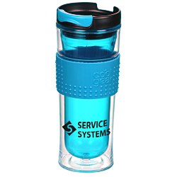 View a larger, more detailed picture of the Cool Gear Mason Tumbler - 14 oz