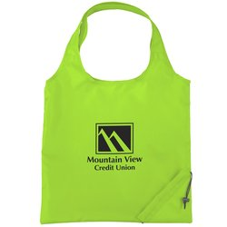 View a larger, more detailed picture of the Bungalow Foldaway Tote - 24 hr