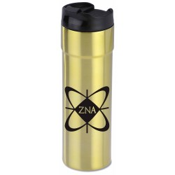 View a larger, more detailed picture of the Milano Travel Tumbler - 14 oz - 24 hr