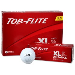 View a larger, more detailed picture of the Top Flite XLD Golf Ball - Closeout