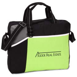 View a larger, more detailed picture of the Quad Core Business Bag - Closeout